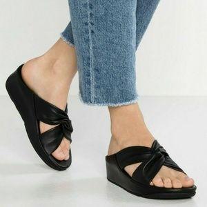 FitFlop Twiss Slide Sandals
